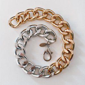 HRH Collection Ombre Chain Bracelet